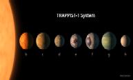 La NASA anuncia el descubrimiento  de  7 planetas